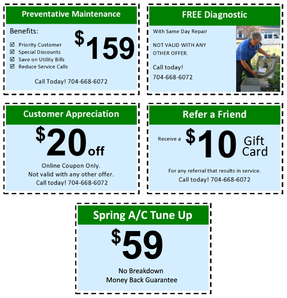 Air Xtreme Heating and Air Condition Coupons